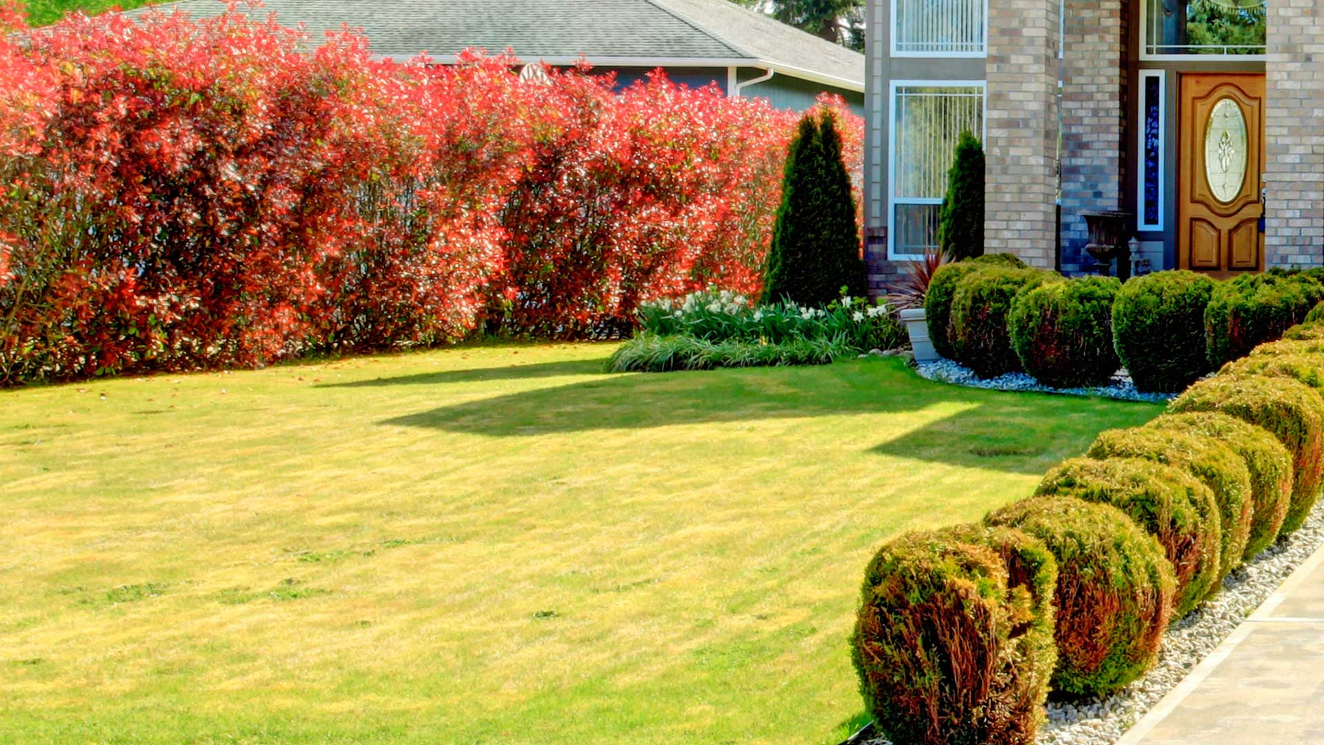 Start a career in lawn care maintenance with J&C Lawn Care in Happy Valley, OR.
