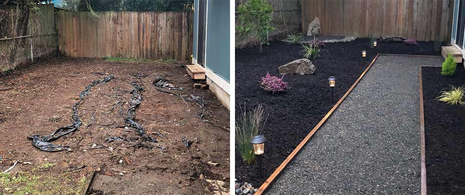 Project Case Study: Landscape Installation in Portland, OR